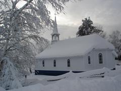 Chapelle du Lac Raquette