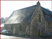 Chapelle saint Michel à Tours